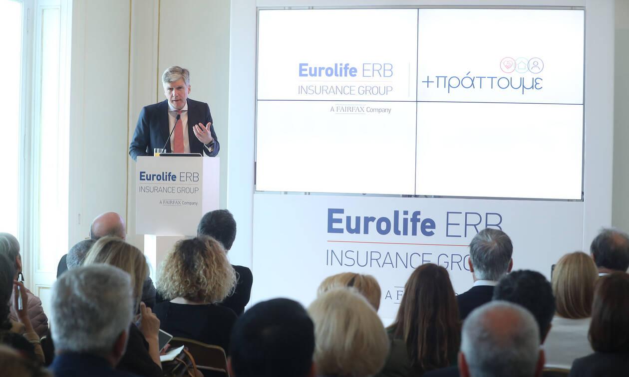 Ασφαλιστικός Όμιλος Eurolife ERB-Υψηλές επιχειρηματικές επιδόσεις που επιστρέφουν αξία στην κοινωνία
