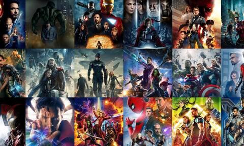 Δείτε σε ένα βίντεο ΟΛΑ τα trailer των ταινιών της Marvel