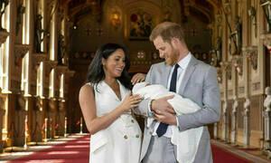 Σάλος στη Βρετανία: Δεν φαντάζεστε από πού ονόμασε Άρτσι το μωρό της η Μέγκαν Μαρκλ