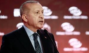 Εκβιάζει ο Ερντογάν: Σταθερότητα στην ανατολική Μεσόγειο μόνο αν προστατευτούν τα συμφέροντά μας