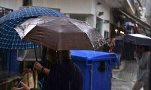 Προσοχή! Χαλάει ο καιρός: Έρχονται καταιγίδες, χαλάζι και πτώση της θερμοκρασίας