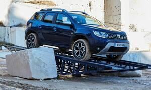 Νέος turbo κινητήρας βενζίνης 1.3 TCe για το SUV Dacia Duster, που ξεκινά από τις 15.980 ευρώ