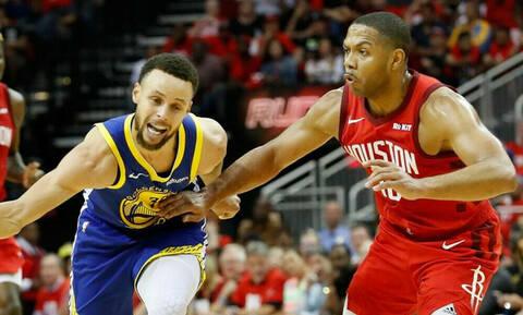 NBA: Με καρδιά πρωταθλητή στους τελικούς της Δύσης οι Ουόριορς (video)