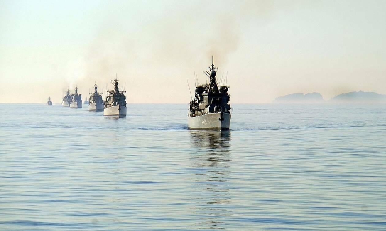 «Παιχνίδια πολέμου» στο Αιγαίο: Ο Ερντογάν βγάζει τον στόλο του για τη μεγαλύτερη ναυτική άσκηση
