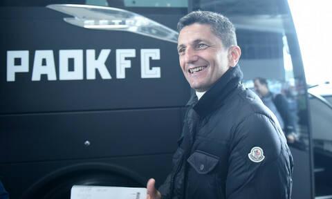 ΠΑΟΚ-ΑΕΚ: Το κίνητρο του Λουτσέσκου για τον τελικό Κυπέλλου