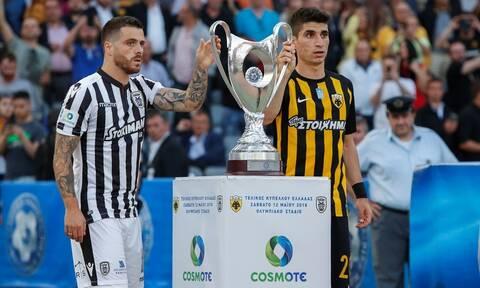 Τελικός Κυπέλλου: ΠΑΟΚ - ΑΕΚ: Ποιος θα σηκώσει την κούπα; (pics+poll)