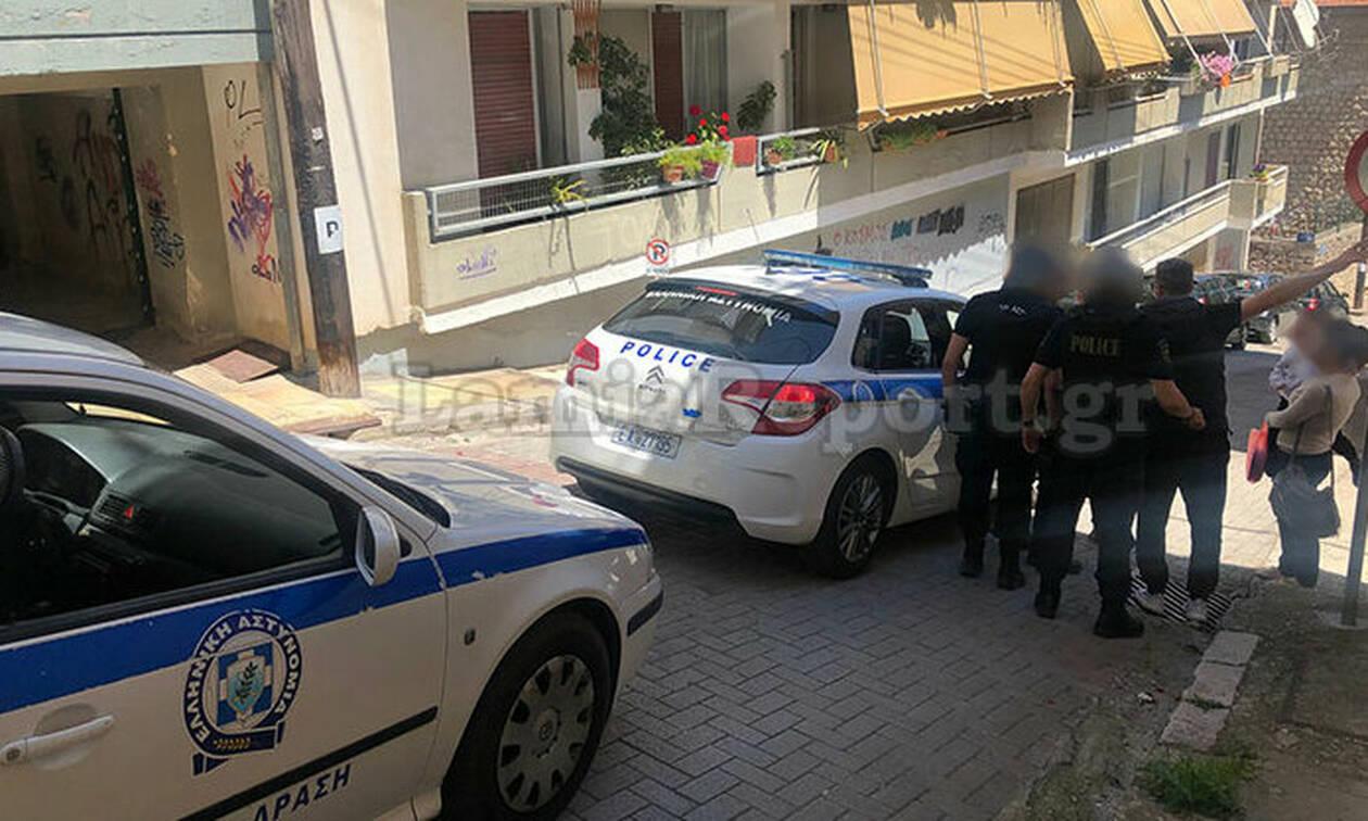 Λαμία: Συναγερμός στο κέντρο της πόλης για επεισόδιο με μαχαίρι