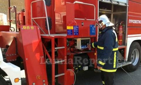 Θρήνος στα Φάρσαλα: Πέθανε ο διοικητής της Πυροσβεστικής σε ηλικία 48 χρόνων