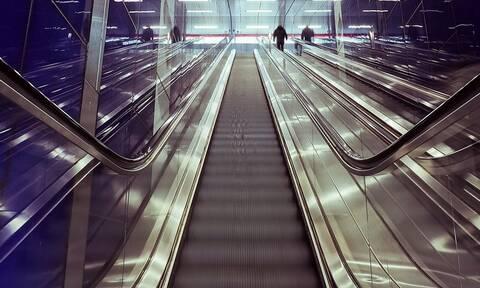 Σάλος στο Μετρό: Σε σοκ οι επιβάτες με αυτό που έκανε ο οδηγός (pics)