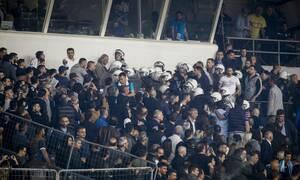 ΠΑΟΚ-ΑΕΚ: Αστυνομικός κοιμήθηκε στη διάρκεια του Τελικού Κυπέλλου Ελλάδας!