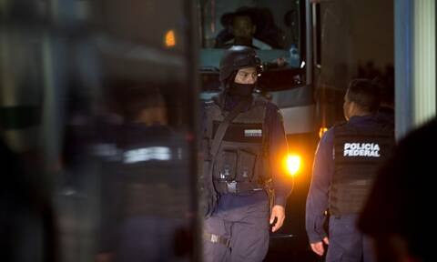 ΣΟΚ στο Μεξικό: Εντοπιστήκαν τρεις ομαδικοί μυστικοί τάφοι με 35 πτώματα