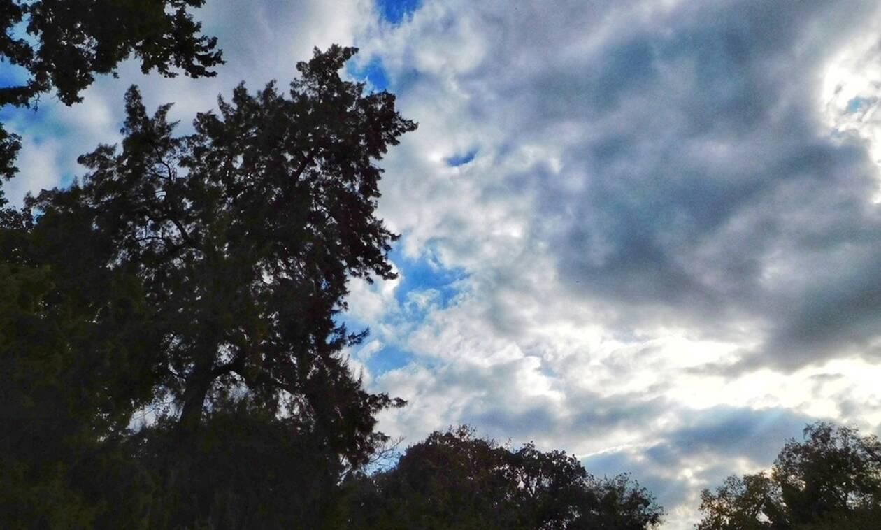 Ο καιρός σήμερα, Κυριακή 12 Μαΐου