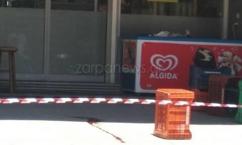«Μαφιόζικη» εκτέλεση στα Χανιά - Νεκρός ιδιοκτήτης μίνι μάρκετ