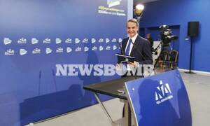 Μητσοτάκης στο Newsbomb.gr: «Η Ελλάδα του '80, τελείωσε» (video)