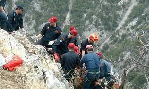 Συναγερμός στην Κρήτη: Τουρίστρια τραυματίστηκε και εγκλωβίστηκε σε φαράγγι