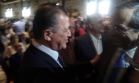 Εκλογές 2019 - Σαμαράς σε Ορφανό: Καλή επιτυχία Γιώργο