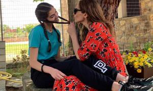 Μελίνα Νικολαΐδη: Εύχεται στη μαμά της και δεν μπορούμε να πάρουμε τα μάτια μας από πάνω της