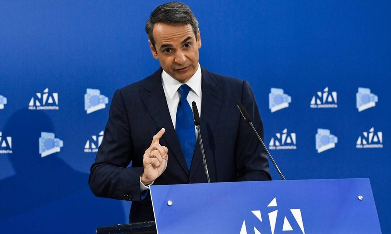 ND leader Mitsotakis: If Tsipras loses in euroelections he should resign
