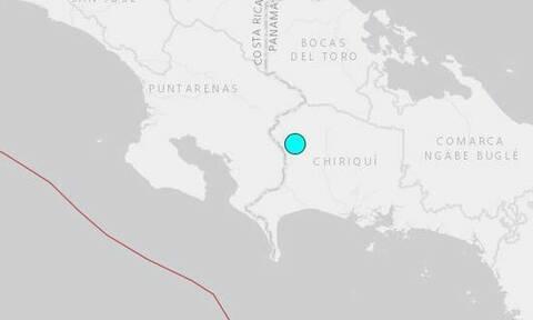Ισχυρός σεισμός 6,1 Ρίχτερ στον Παναμά (vid)