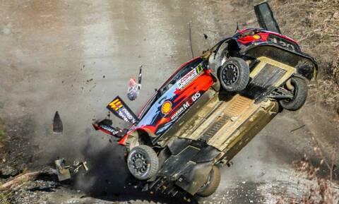 WRC: Άγιο είχαν οι Thierry Neuville, Nicolas Gilsoul στο Ράλι Χιλής!