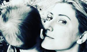 Σία Κοσιώνη: Η φωτογραφία με τον γιο της - Δείτε πόσο μεγάλωσε ο μικρός Δήμος (pics)