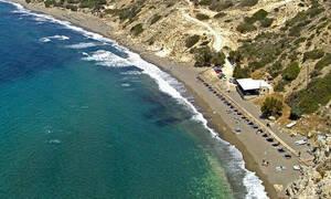 Η πιο ωραία παραλία στον κόσμο βρίσκεται στην Κρήτη