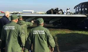 СК сообщил об идентификации большинства погибших в результате ЧП в Шереметьево