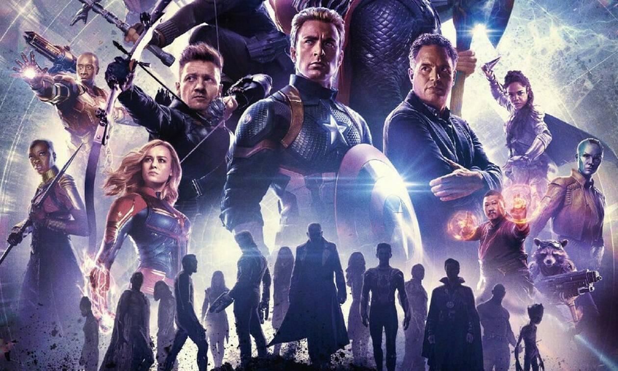 Ρίξε μια ματιά στην κομμένη σκηνή του Avengers: Endgame! (vid)