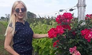 Ευρωεκλογές 2019: Η υποψήφια της Ένωσης Κεντρώων Μαρία Σταυρινούδη στην Ημαθία