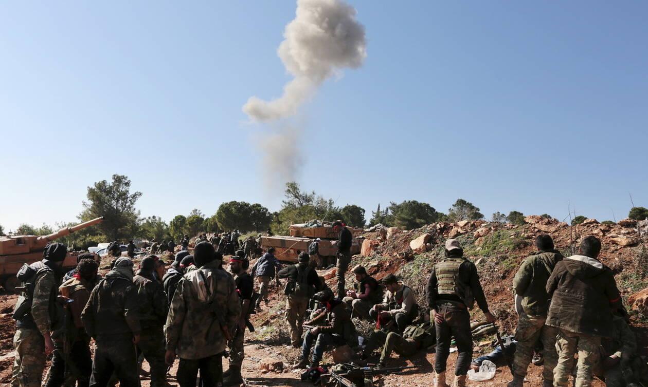 Συρία: Δεκάδες νεκροί από νέες μάχες με τους τζιχαντιστές
