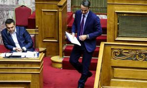 Εκλογές 2019: Τσίπρας και Μητσοτάκης «σφάζονται» για την επόμενη ημέρα