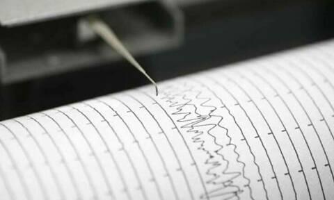 В Греции на Пелопоннесе произошли сразу два землетрясения