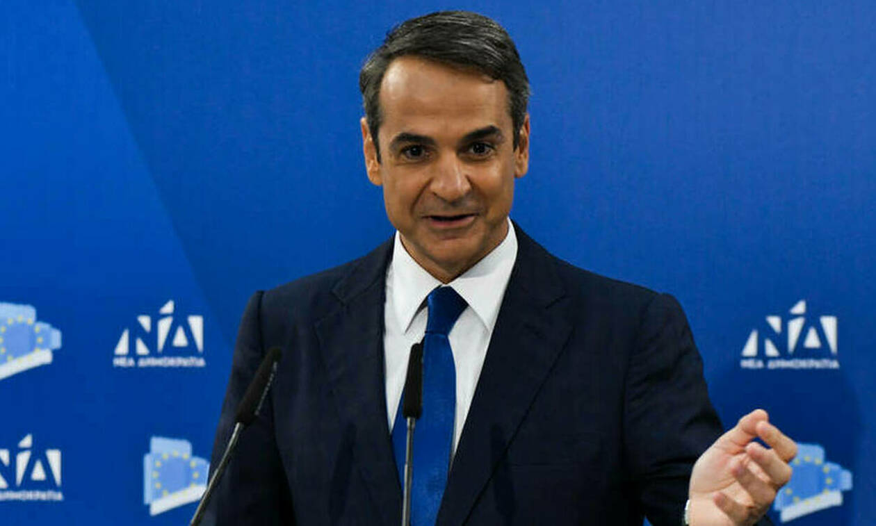Mitsotakis: I want a clear victory for New Democracy