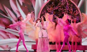 Eurovision 2019: H τελική πρόβα της Ντούσκα - Έτσι θα εμφανιστεί απόψε στον πρώτο ημιτελικό (vid)