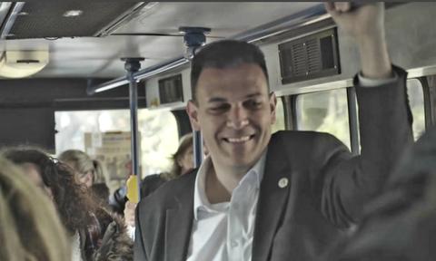Δημοτικές εκλογές 2019: Ο Γιώργος Καραμέρος για τη Δημοτική Συγκοινωνία Αμαρουσίου