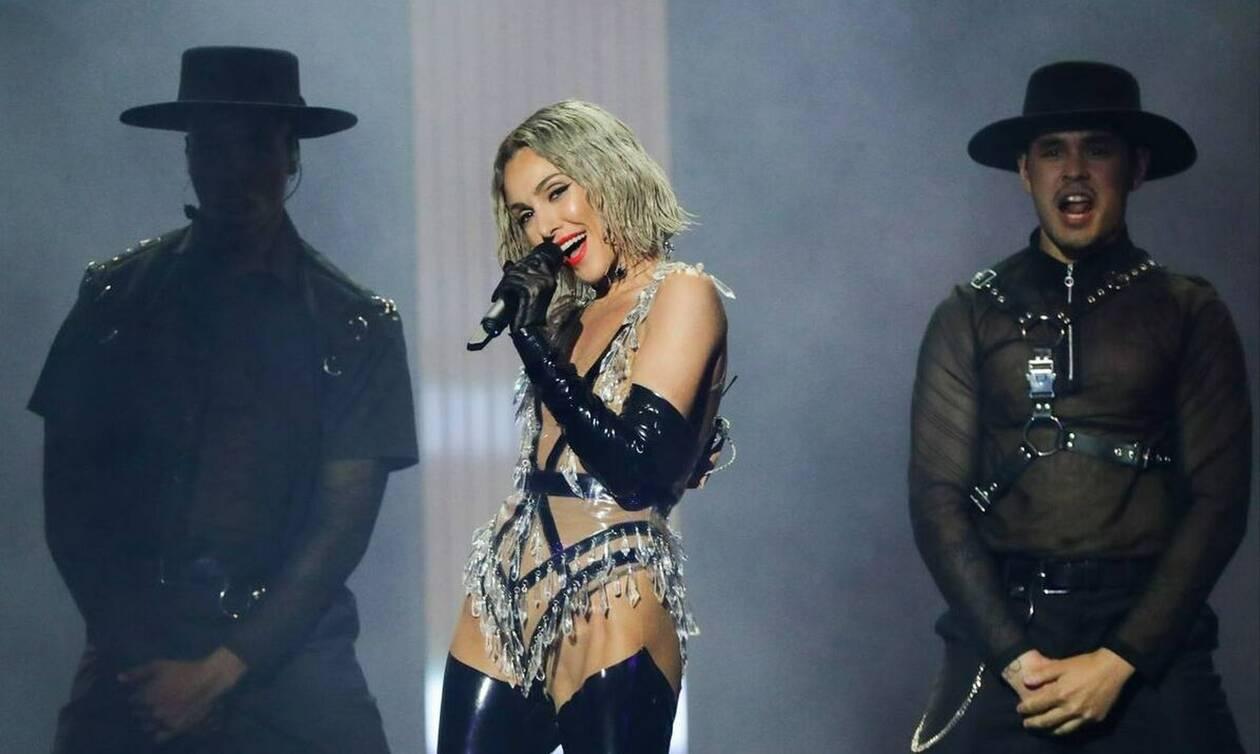 Eurovision με ειδικά στοιχήματα & live betting στο Stoiximan.gr