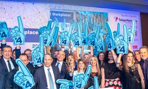 BAUSCH Health: Κορυφαία διάκριση στο θεσμό Best Workplaces Hellas 2019