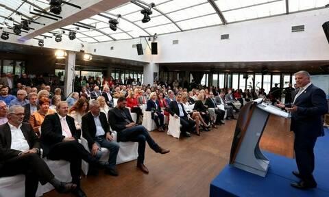 Περιφερειακές εκλογές 2019 - Πατούλης: Το σχέδιο για την ανάπτυξη της Νότιας Αττικής