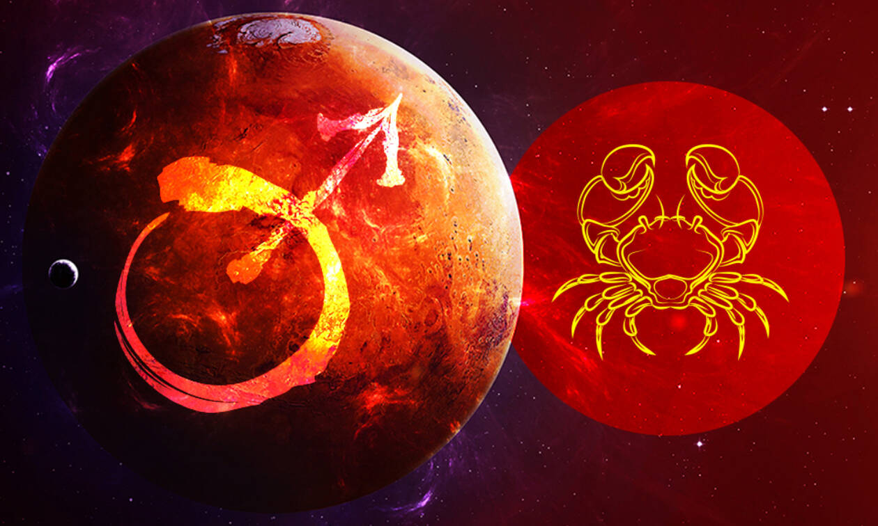 Άρης στον Καρκίνο: Μάθε σε ποιον τομέα της ζωής σου πρέπει να προσέξεις!