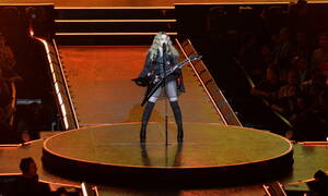 Eurovision 2019: Η Μαντόνα «σπάει» τη σιωπή της και απαντά για την εμφάνισή της στον τελικό