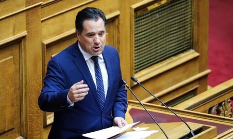 Άδωνις Γεωργιάδης: Απείλησε με μήνυση τον βουλευτή του ΣΥΡΙΖΑ Νίκο Μανιό