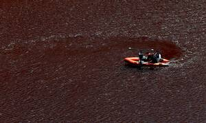 Serial Killer - Κύπρος: Συνεχίζεται το «θρίλερ» - Εντοπίστηκε τρίτο τσιμεντομπλόκ στην Κόκκινη Λίμνη