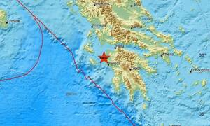 Σεισμός στην Ηλεία - Αισθητός σε αρκετές περιοχές (pics)