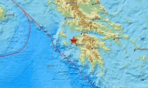 Σεισμός στην Ανδραβίδα Ηλείας (pics)