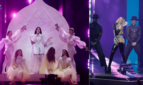 Eurovision 2019: Ελλάδα και Κύπρος πέρασαν στον τελικό του Σαββάτου (vids)