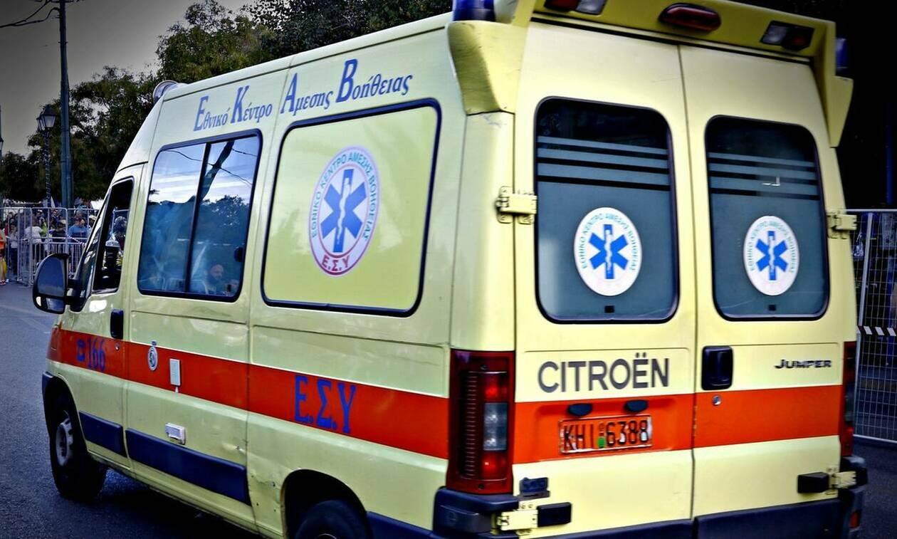 Θρίλερ στην Κρήτη: Νεκρός άντρας στη μέση του δρόμου