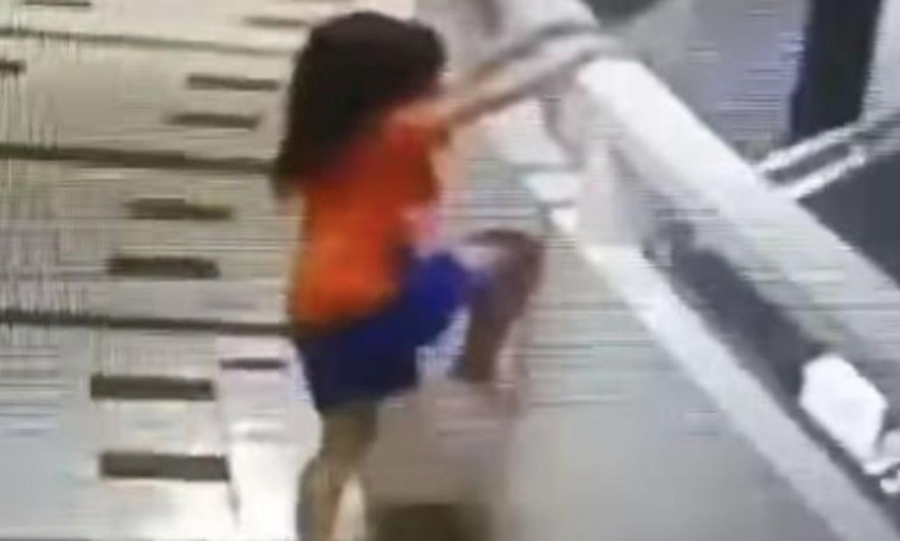 Σοκ! 5χρονο κοριτσάκι έπεσε από τον 11ο όροφο γιατί υπνοβατούσε (pics+vid)