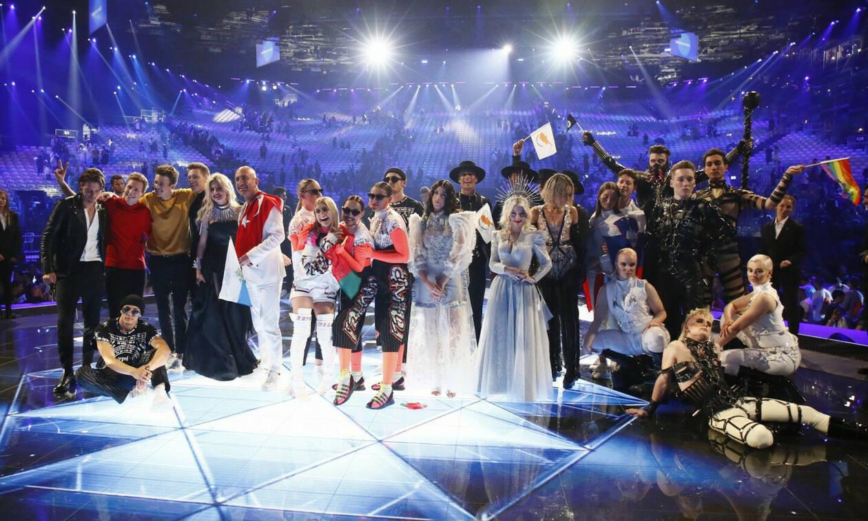 Кипр и Греция стали финалистами Евровидения-2019