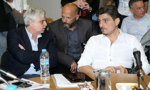Γιαννακόπουλος: «Μαζί με τον Κολοσσό να υποβιβαστεί η ομάδα που δεν θα κατεβαίνει στα playoffs»