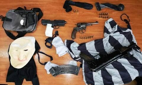 Αττική: Εξαρθρώθηκε η συμμορία που διέπραξε πάνω από 9 ένοπλες ληστείες